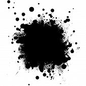 Ink Black Rnd