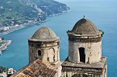 View From Villa Rufolo, Ravello, Italy