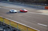 Sports Cars Testing At Monza