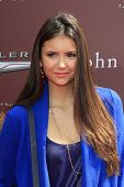 WEST HOLLYWOOD, CA - MAR 11: Nina Dobrev at the 9th Annual John Varvatos Stuart House Benefit on Mar