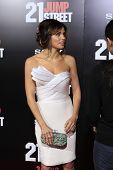 LOS ANGELES - MAR 13:  Jenna Dewan arrives at the