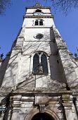 St Clement Danes kerk (centrale kerk aan de Raf)
