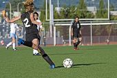 Girls High School Soccer libertad siglo V