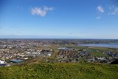 Newtownards From Scrabo Hill