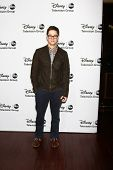 LOS ANGELES - JAN 10:  Bradford Anderson attends the ABC TCA Winter 2013 Party at Langham Huntington