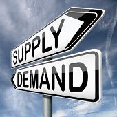 supply and demand market price depends on rarity and product value