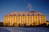 Caste university of Osnabrueck, Germany