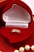 Beautiful Ring For St. Valentine Day