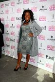 LOS ANGELES - JAN 12:  Lorraine Toussaint arrives at the 2013 Film Inependent nominees brunch at BOA