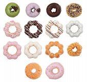 So Many Donuts
