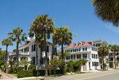 Charleston Victoriaanse huizen