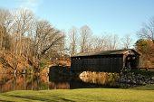 Historic Covered Bridge
