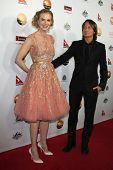 LOS ANGELES - JAN 12: Nicole Kidman, Keith Urban at the 2013 G'Day USA Los Angeles Black Tie Gala at