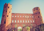 Retro Look Torri Palatine, Turin