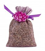 Air Freshener Purple Bag Dried Lavender