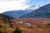 Tronador Volcano, Bariloche, Patagonia, Argentina