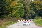Road Do Not Enter Warning Sign