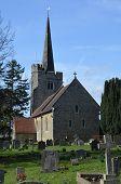 12th Century English church.