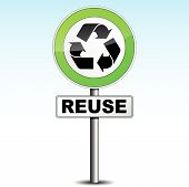 Reuse Signboard