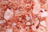 Himalayan Salt Texture