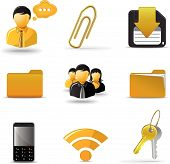 Web Icons Set 5