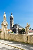 Church of St. James, Kutna Hora, Czech Republic
