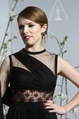 LOS ANGELES - MAR 2:: Anna Kendrick  in the press room at the 86th Annual Academy Awards on March 2,
