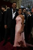 LOS ANGELES - MAR 2:: Will Smith, Jada Pinkett Smith  at the 86th Annual Academy Awards at Hollywood