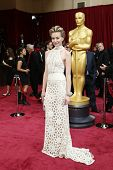 LOS ANGELES - MAR 2:: Portia de Rossi  at the 86th Annual Academy Awards at Hollywood & Highland Cen