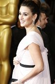 LOS ANGELES - MAR 2:: Penelope Cruz  at the 86th Annual Academy Awards at Hollywood & Highland Cente