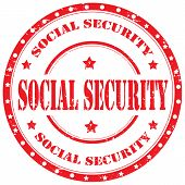 Social Security-stamp