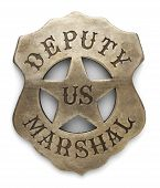 Deputy Marshal Badge