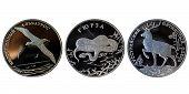 Russian silver ruble