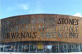 Millennium Centre, Cardiff, Wales