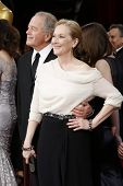 LOS ANGELES - MAR 2: Meryl Streep  at the 86th Annual Academy Awards at Hollywood & Highland Center