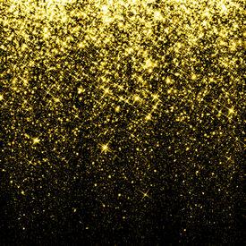 pic of glitter sparkle  - Gold sparkle glitter background - JPG
