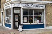 Artistic shop, Bethnal Green