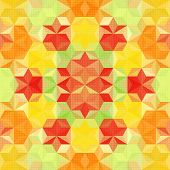 Vector Abstract Colorful Futuristic Background