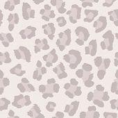 Leopard pattern in vector