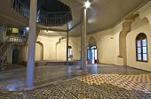 Bey hamam bath historic building at Thessaloniki city in Greece