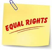 Equal Rights Message