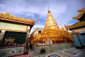Soon U Pone Nya Shin Pagoda,Myanmar.