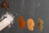 Cooking Ingredients For Mediterranean Cuisine