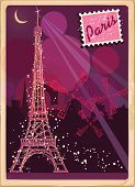 picture of moulin rouge  - Postcard from Paris - JPG