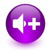 speaker volume internet icon