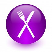 restaurant internet icon