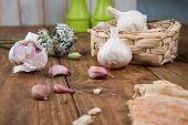 Garlic And Bread