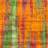 art abstract colorful silk textured blurred background in gold, orange and green colors