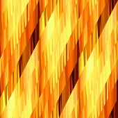 art abstract geometric diagonal seamless pattern; golden background with brown, red and orange color
