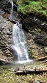 Waterfalls, Slovak Raj, Slovakia, Europe